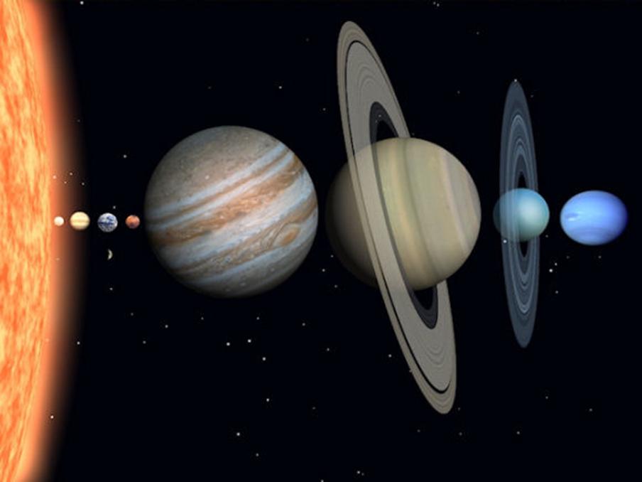 🍀幸運星:木星探査の旅に出かけよう!地球を守る最高神ジュピター